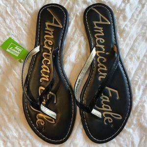 American Eagle sandal flip flop